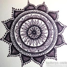 Mehndi Mandala