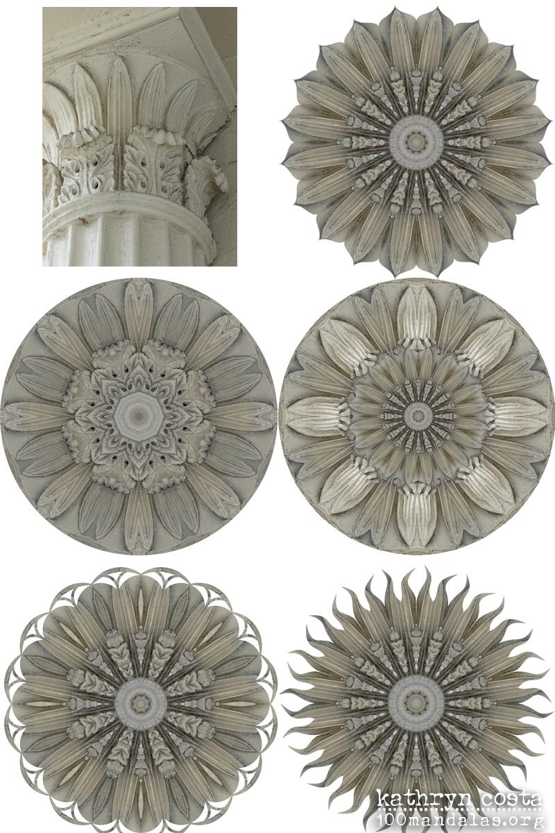 Column-mandala-sampler
