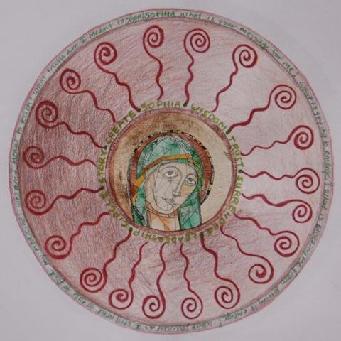 Mandala - sophia