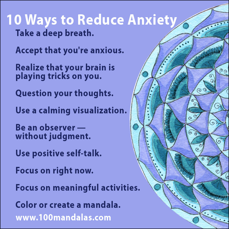 AnxietyReducers
