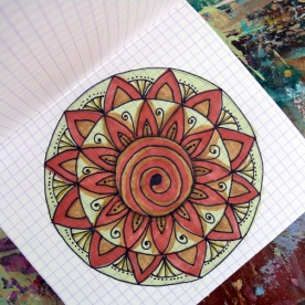 Quick Sketch Mandalas