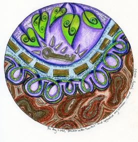 Journal Mandala