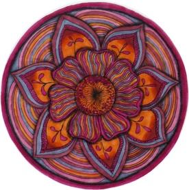 Late Bloomer Mandala