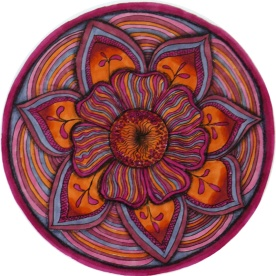 Late Bloomer Mandala