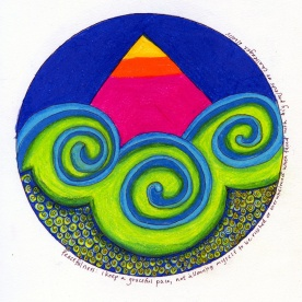 Peacefulness Mandala
