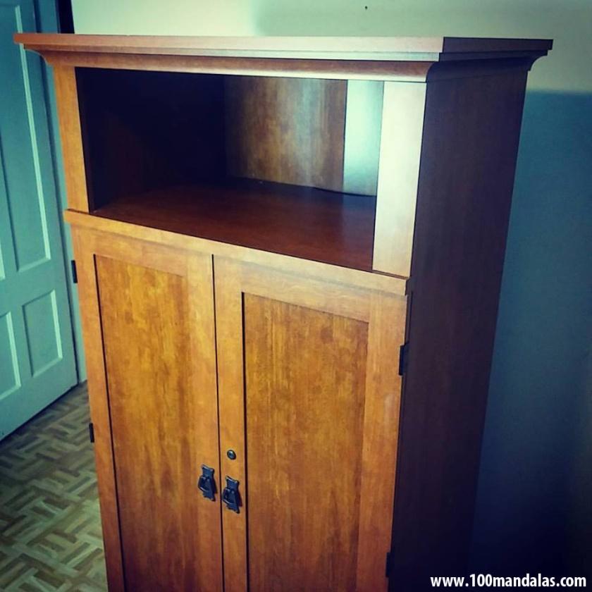 Sound Booth Armoir
