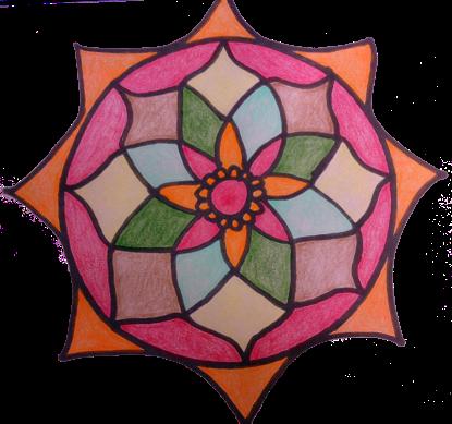 Mandala by Marlies Worley