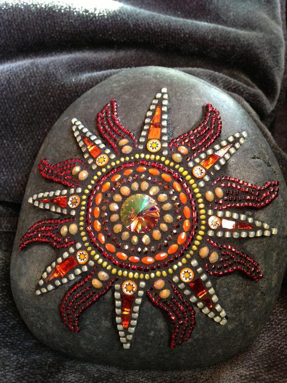 mosaic-sun