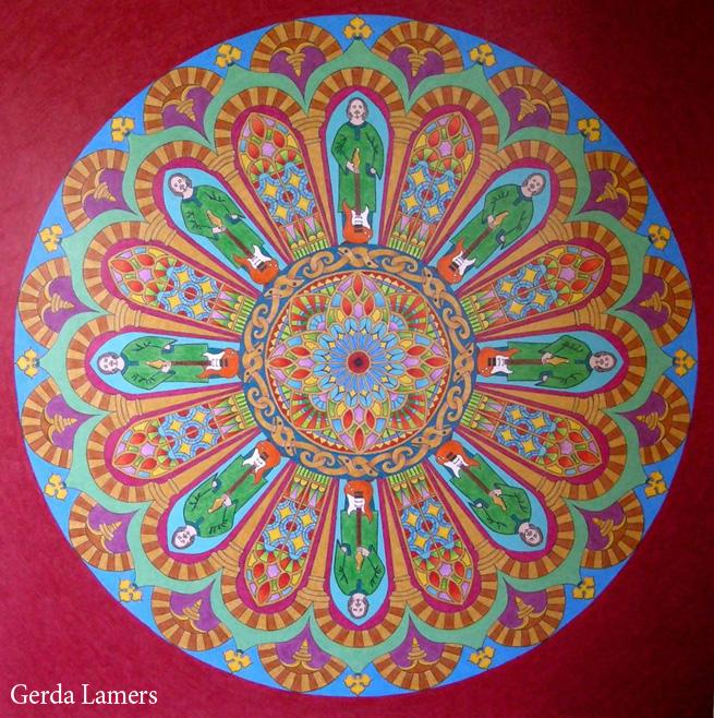 Gerda Lamers Mandala