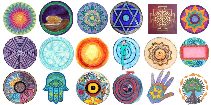 Mandala Stories in Great Round Course