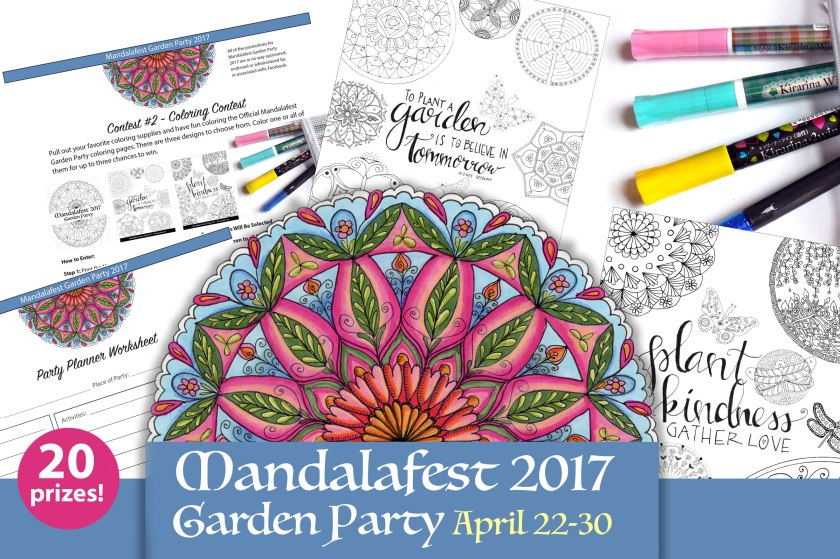 Mandalafest - Mandala Party