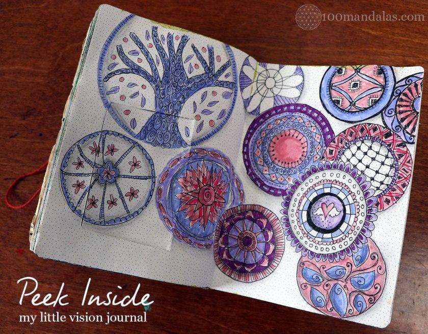 VisionJournal-4-Mandala